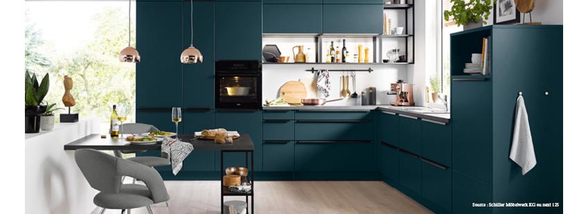 bannière : Nos 10 conseils pour bien aménager votre cuisine